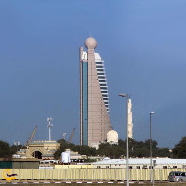 برج اتصالات ۲ دبی