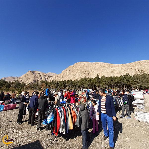 عکس جمعه بازار در کرمانشاه