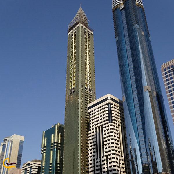 برج هتل جوورا دبی