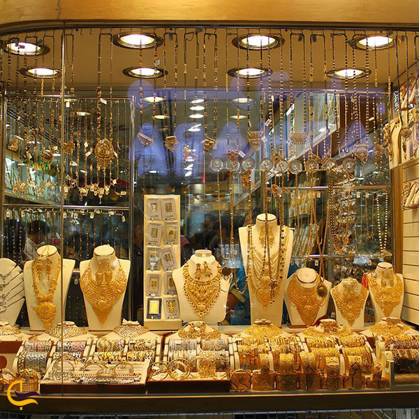 عکس طلا فروشی پاساژ حافظ در کرمانشاه