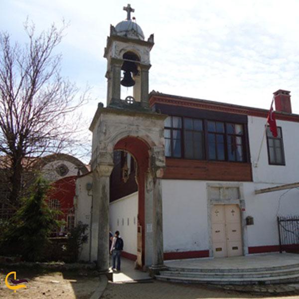 تصویری از صومعه سنت جورج کودوناس