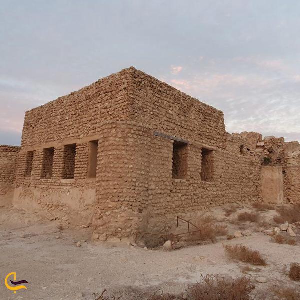 تصویری از شهر قدیمی حریره