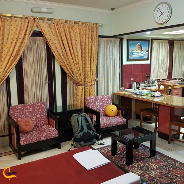 تصویری از هتل هشت بهشت اصفهان