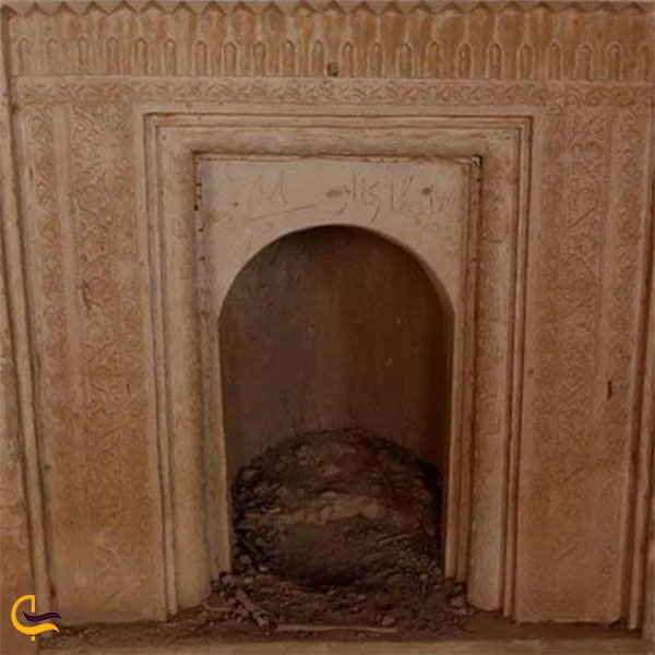 عکس قلعه حصار در بندر دیلم