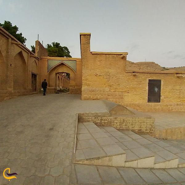 عکس تاریخچه باغ موزه هفت تنان شیراز