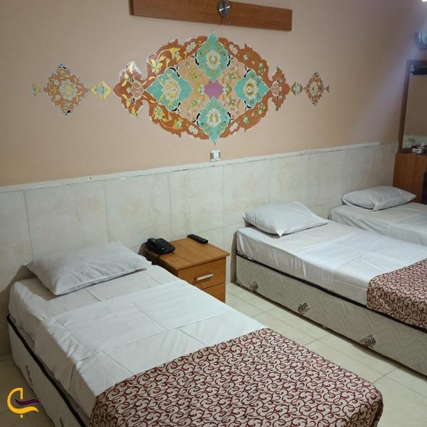 نمایی از هتل سنتی ابن سینا