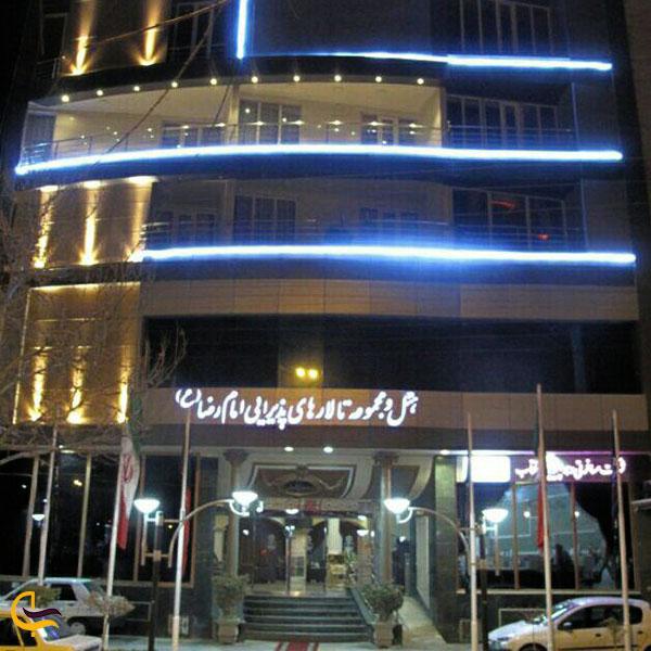 عکس هتل امام رضا خمین