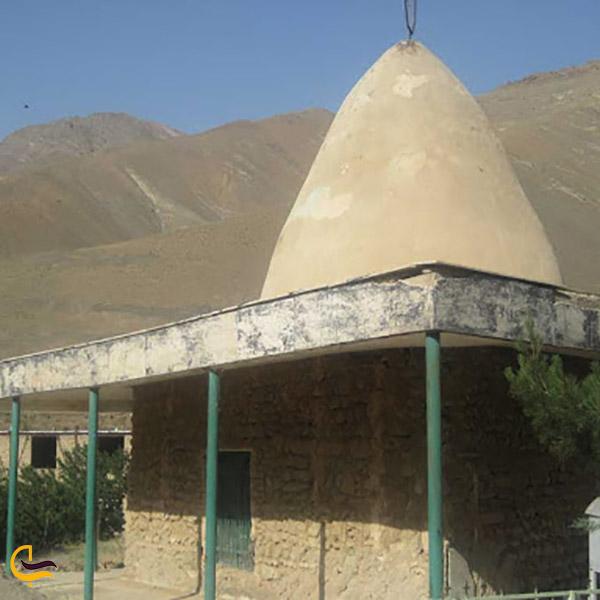 عکس امامزاده سید عمادالدین سنگان
