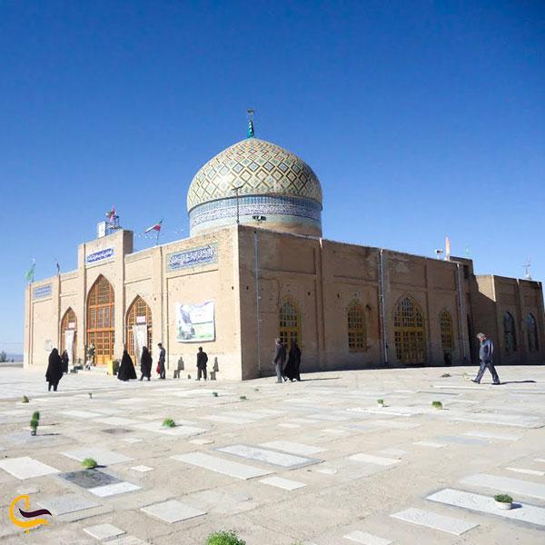 عکس امامزاده سلطان محمد عابد