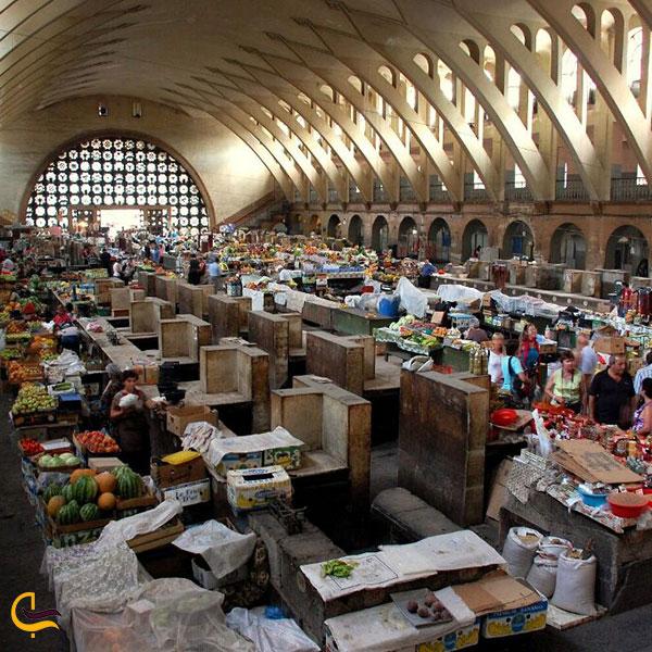 عکس بازار سرپوشیده ایروان