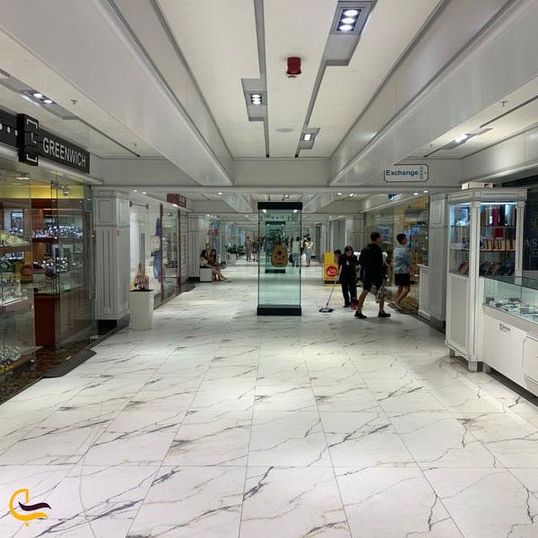 عکس مرکز خرید تاشیر استریت