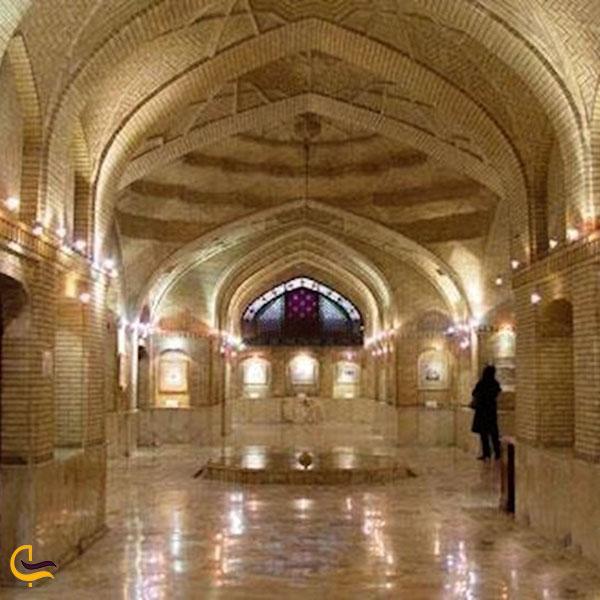 عکس داخل کاخ مرمر تهران