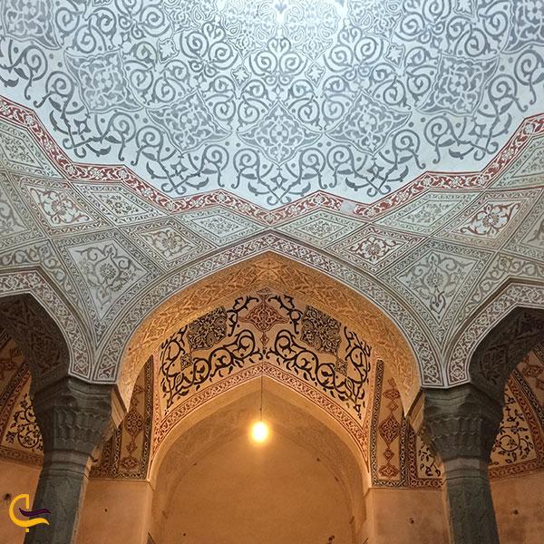 عکس معماری داخلی حمام کردشت جلفا