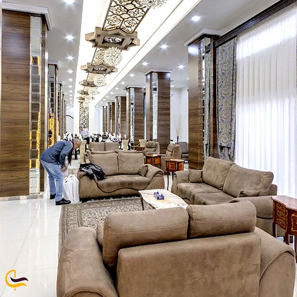 عکس هتل بین المللی تبریز