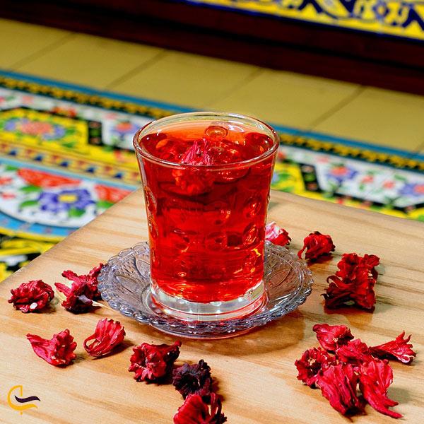 عکس نوشیدنی های شربتخانه ایران مال