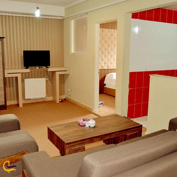 عکس هتل آپارتمان ایرانیان