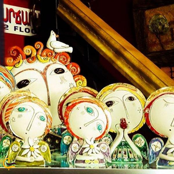 عکس فروشگاه سوغات ایرینکس آرت
