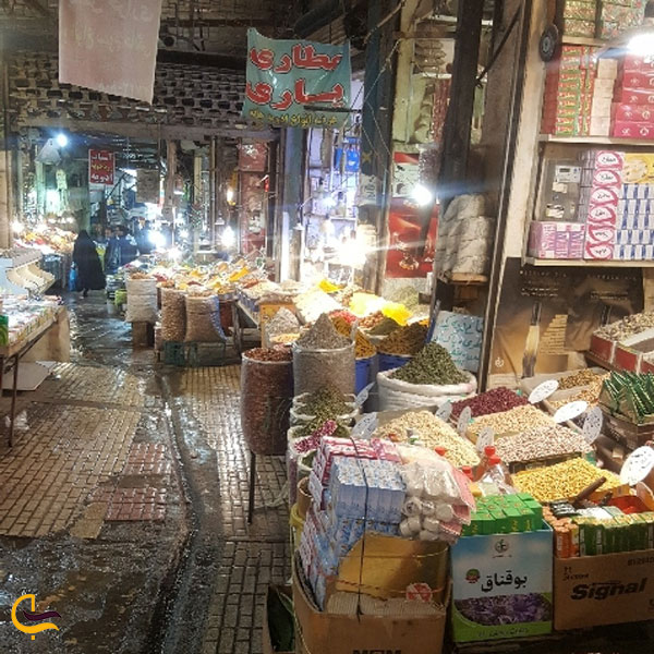 عکس بازار اسلامی کرمانشاه