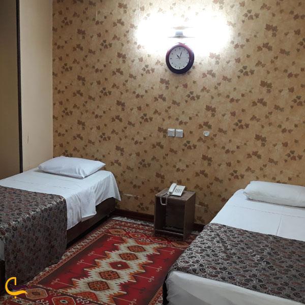 تصویری از هتل جمشید