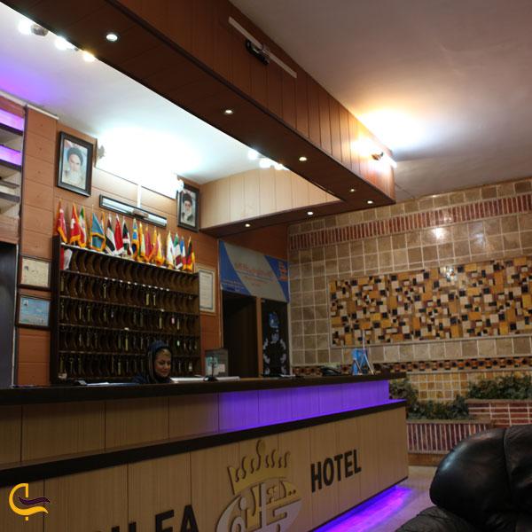 تصویری از هتل جلفا اصفهان