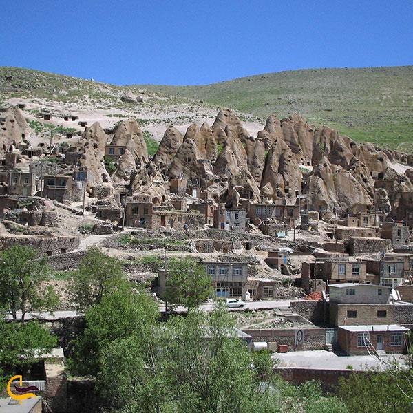 عکس روستای کندوان تبریز