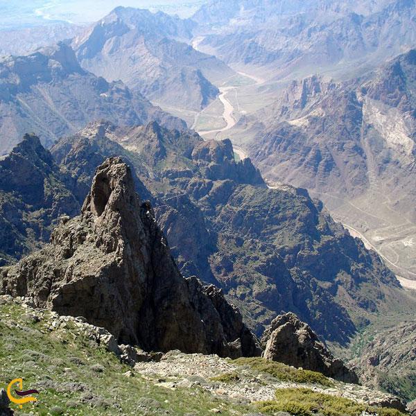 عکس پارک ملی کنتال تبریز