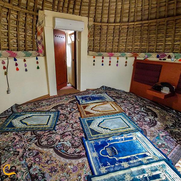 تصویری از هتل کپری کرمان