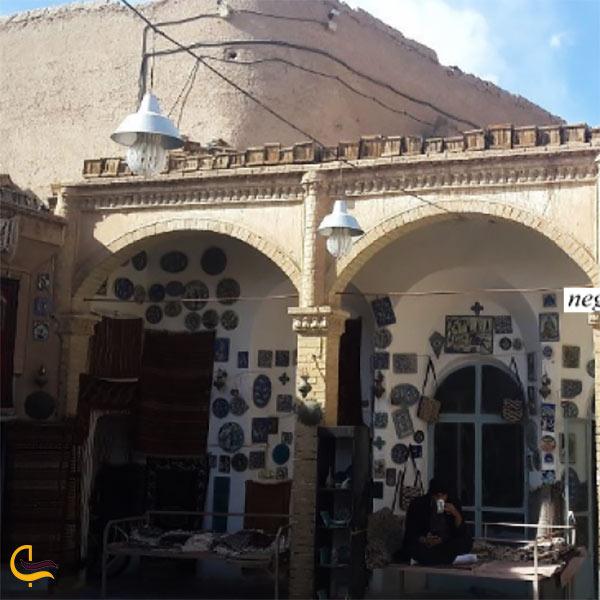 عکس فروشگاه صنایع دستی کویر