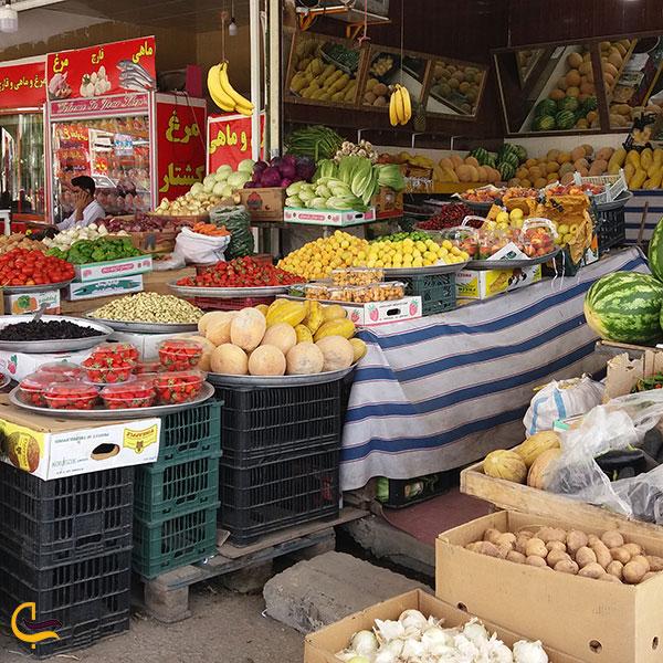 عکس عکس بازار روز گلها کرمانشاه