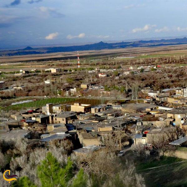 عکس روستای کدکن