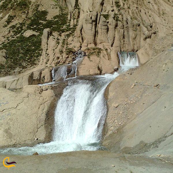 عکس چشمه کوهرنگ