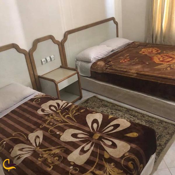 تصویری از هتل ماهان