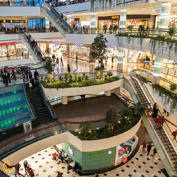 عکس مرکز خرید مال آف استانبول