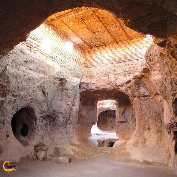 عکس معبد مهرورجوی تبریز