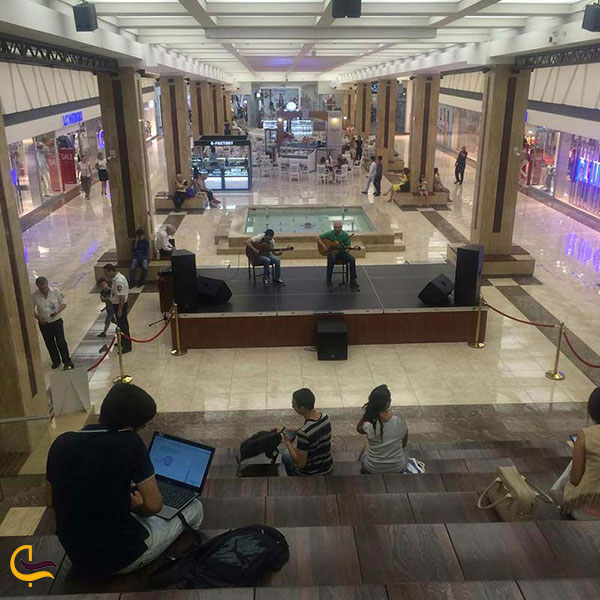 عکس مرکز خرید مترونوم