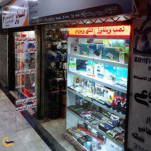 عکس پاساژ میرداماد در کرمانشاه