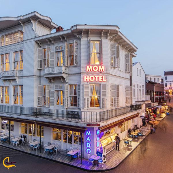 تصویری از هتل مام بیوک ادا