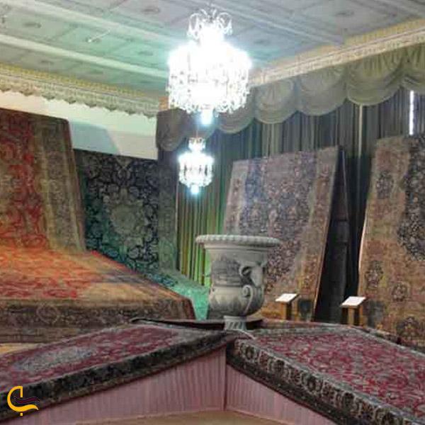 تصویری از موزه عمارت شهرداری تبریز