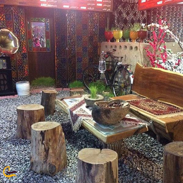 عکس رستوران نون و نمک در شهر بابک