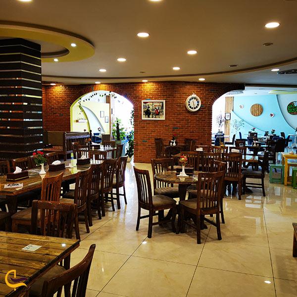 عکس رستوران کافه بهار نارنج علی آباد کتول