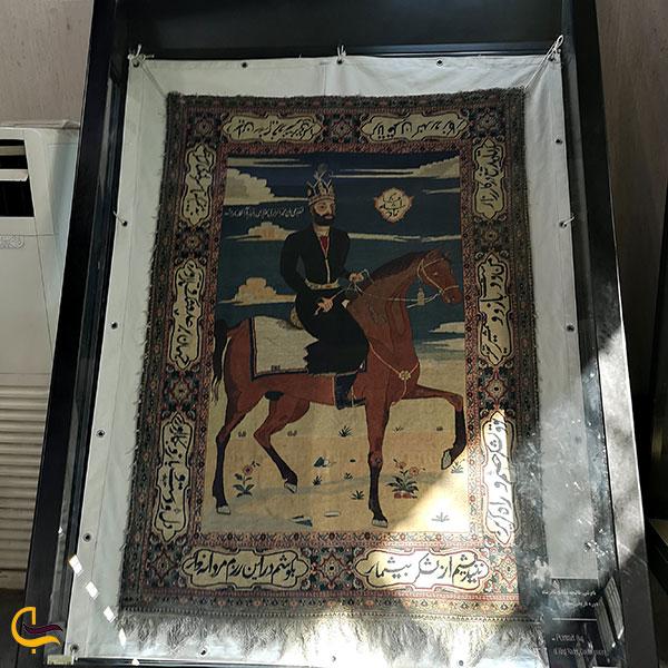 عکس تابلوهای نقاشی در موزه نادری
