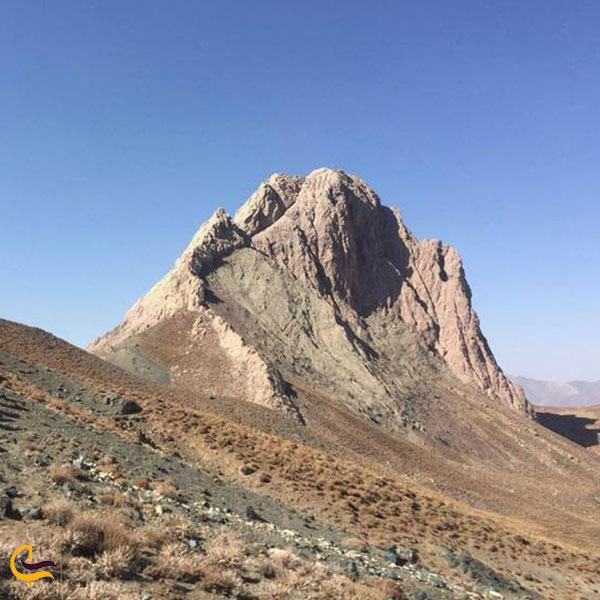 عکس قله ملکوه