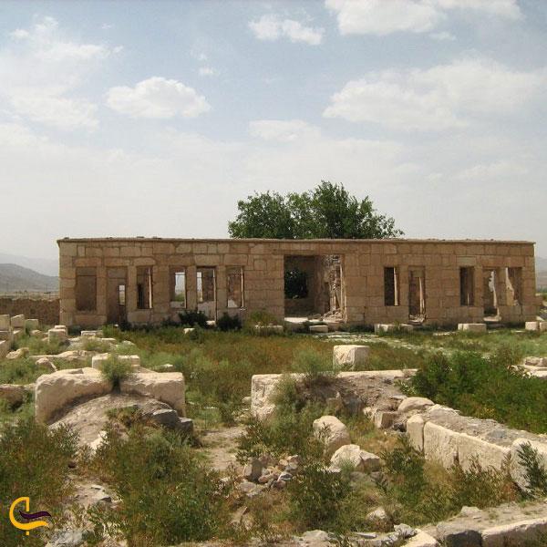 عکس باغ ایرانی پاسارگاد