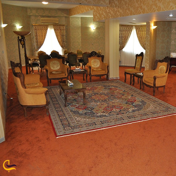 عکس هتل پتروشیمی