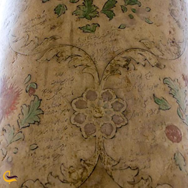 عکس ستونسنگی موزه هفت تنان شیراز