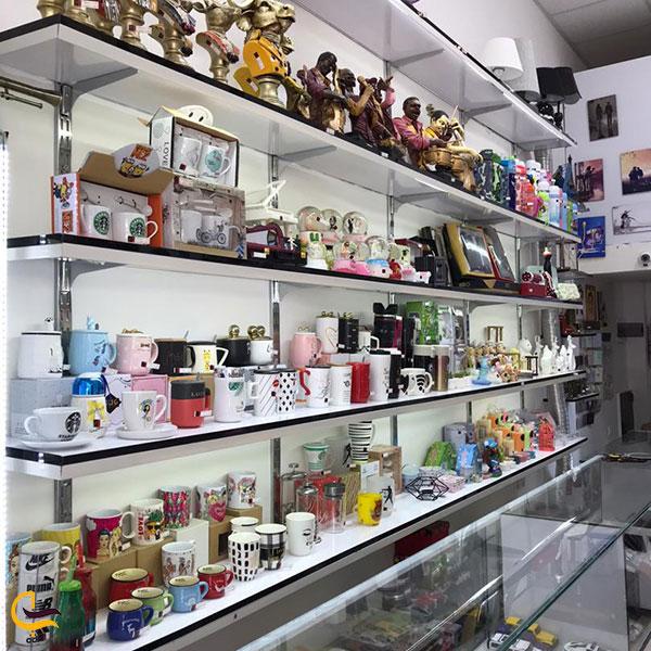 عکس مرکز خرید رضوان در کرمانشاه
