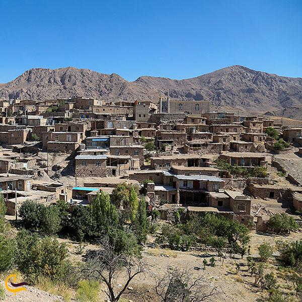 عکس روستای رزگ