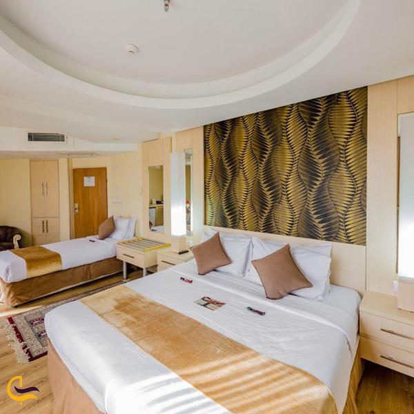 تصویری از هتل سفیر اصفهان