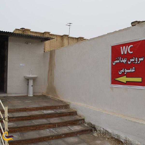 عکس سرویس بهداشتی عمومی روستا سنگان