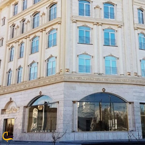 عکس هتل سارای